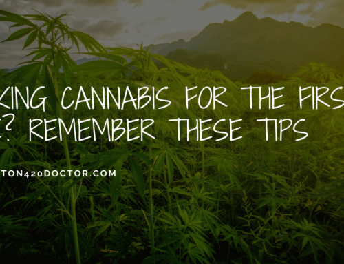 Smoking Cannabis For The First Time? Remember These Tips