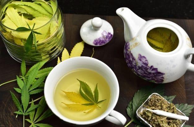 Detoxify With Cannabis Tea